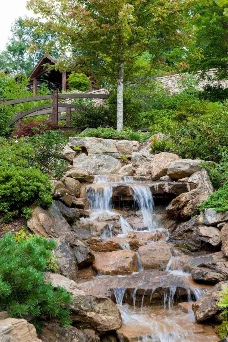 Fresh water feature for front yard and backyard landscaping (27)