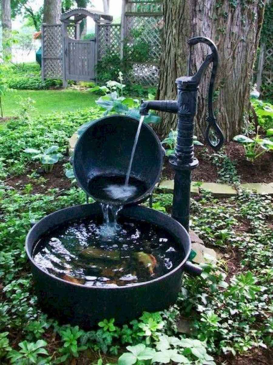 Fresh water feature for front yard and backyard landscaping (48)