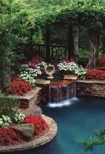 Fresh water feature for front yard and backyard landscaping (52)