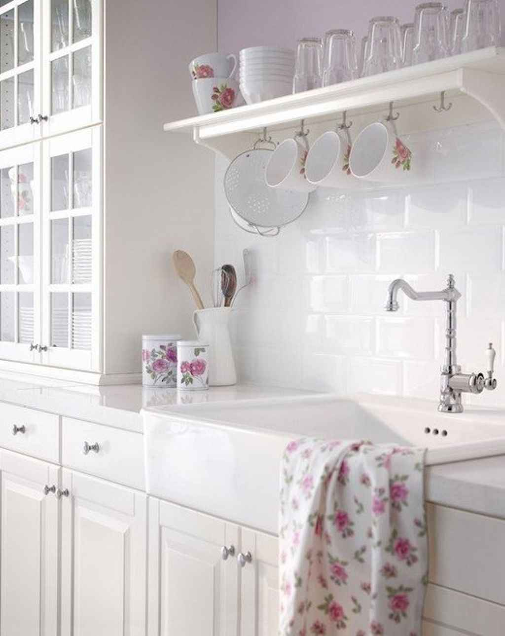 Incredible french country kitchen design ideas (5)