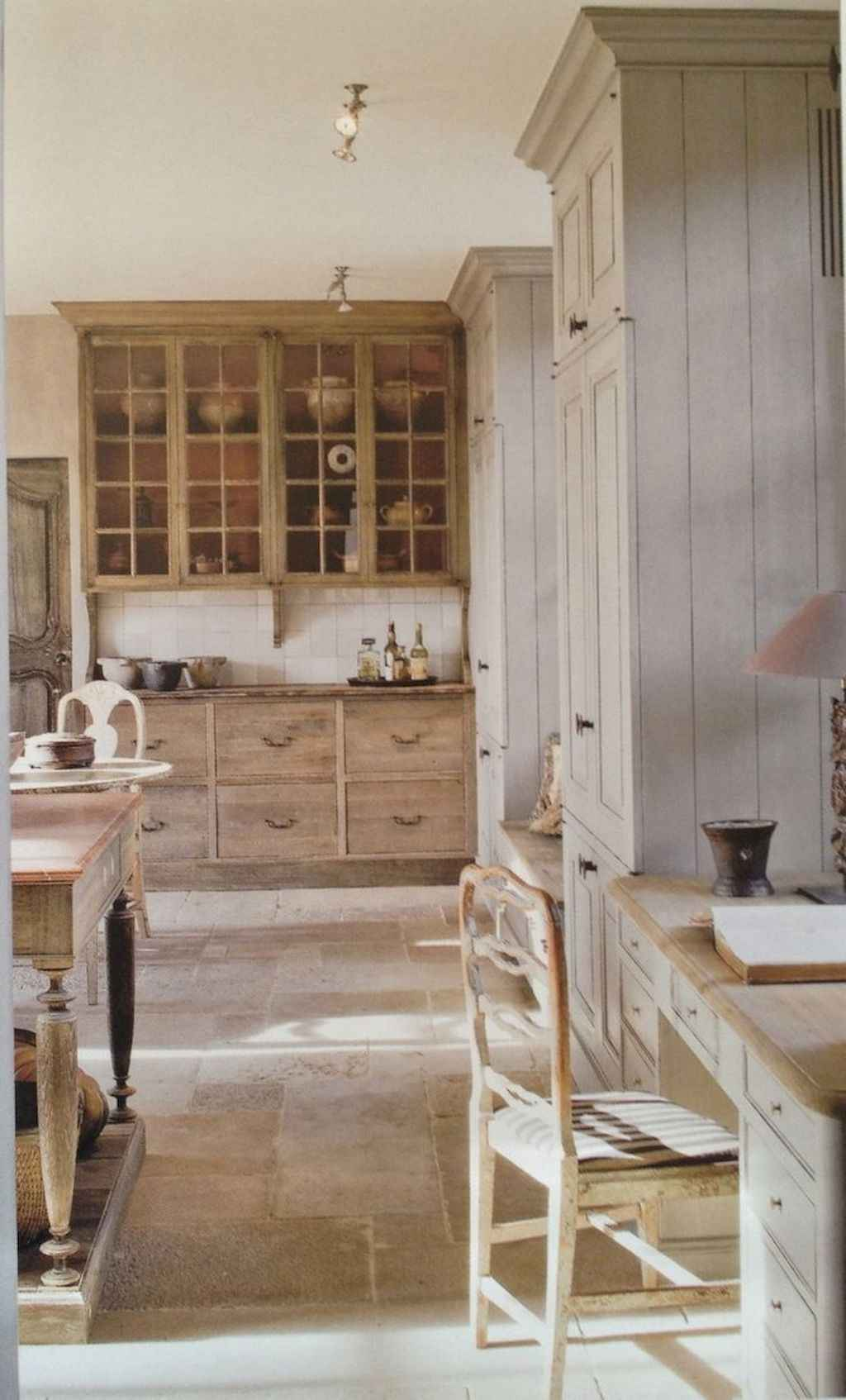 Incredible french country kitchen design ideas (6)