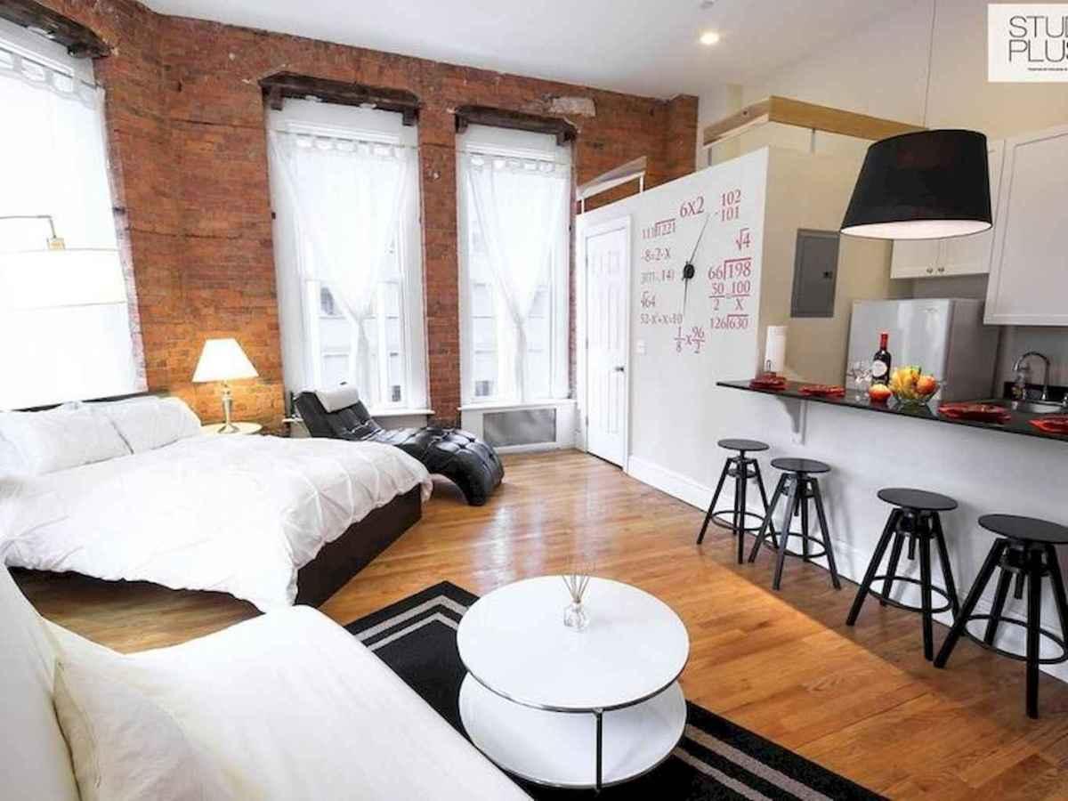 Inspiring apartment studio design & decor ideas (12)