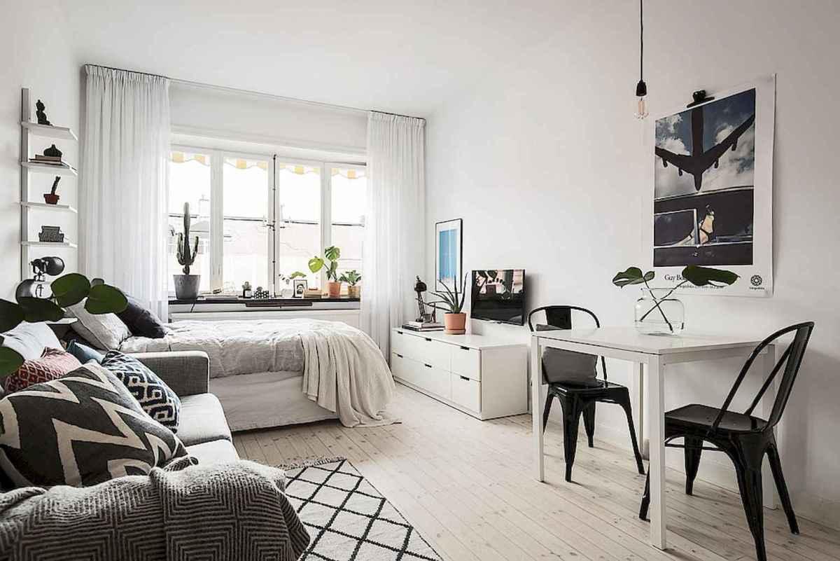 Inspiring apartment studio design & decor ideas (40)
