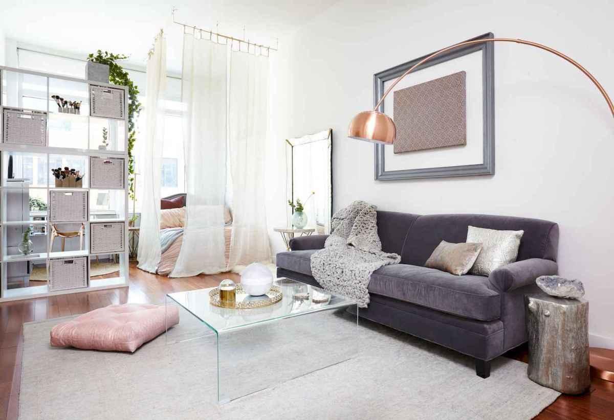 Inspiring apartment studio design & decor ideas (41)
