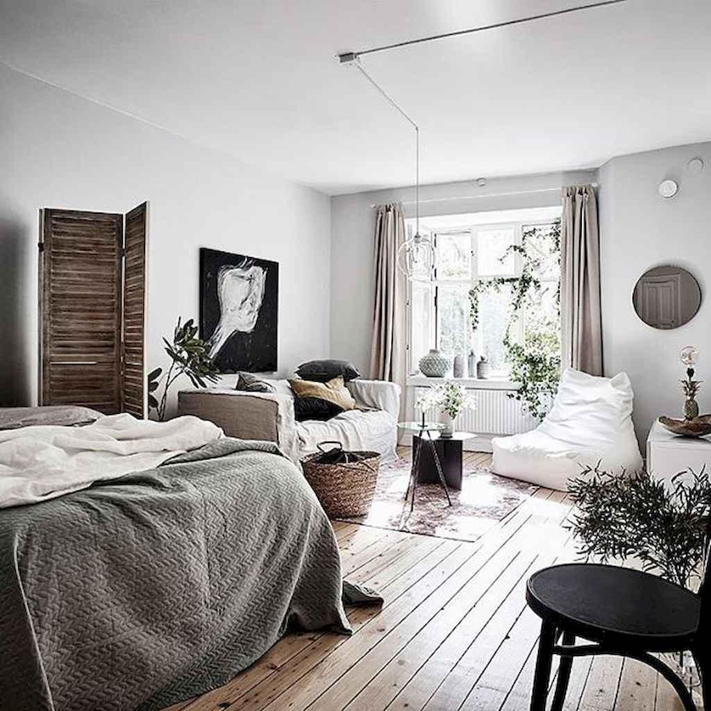 Inspiring apartment studio design & decor ideas (46)