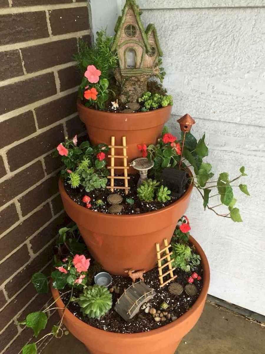 Magnificent diy fairy garden ideas (12)