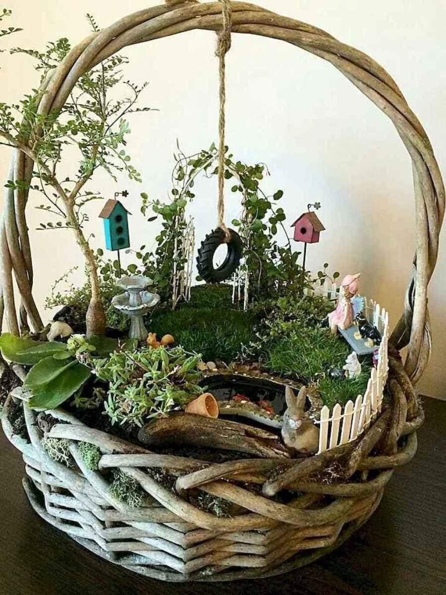 Magnificent diy fairy garden ideas (24)