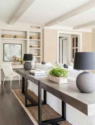 Rustic farmhouse living room design and decor ideas (13)