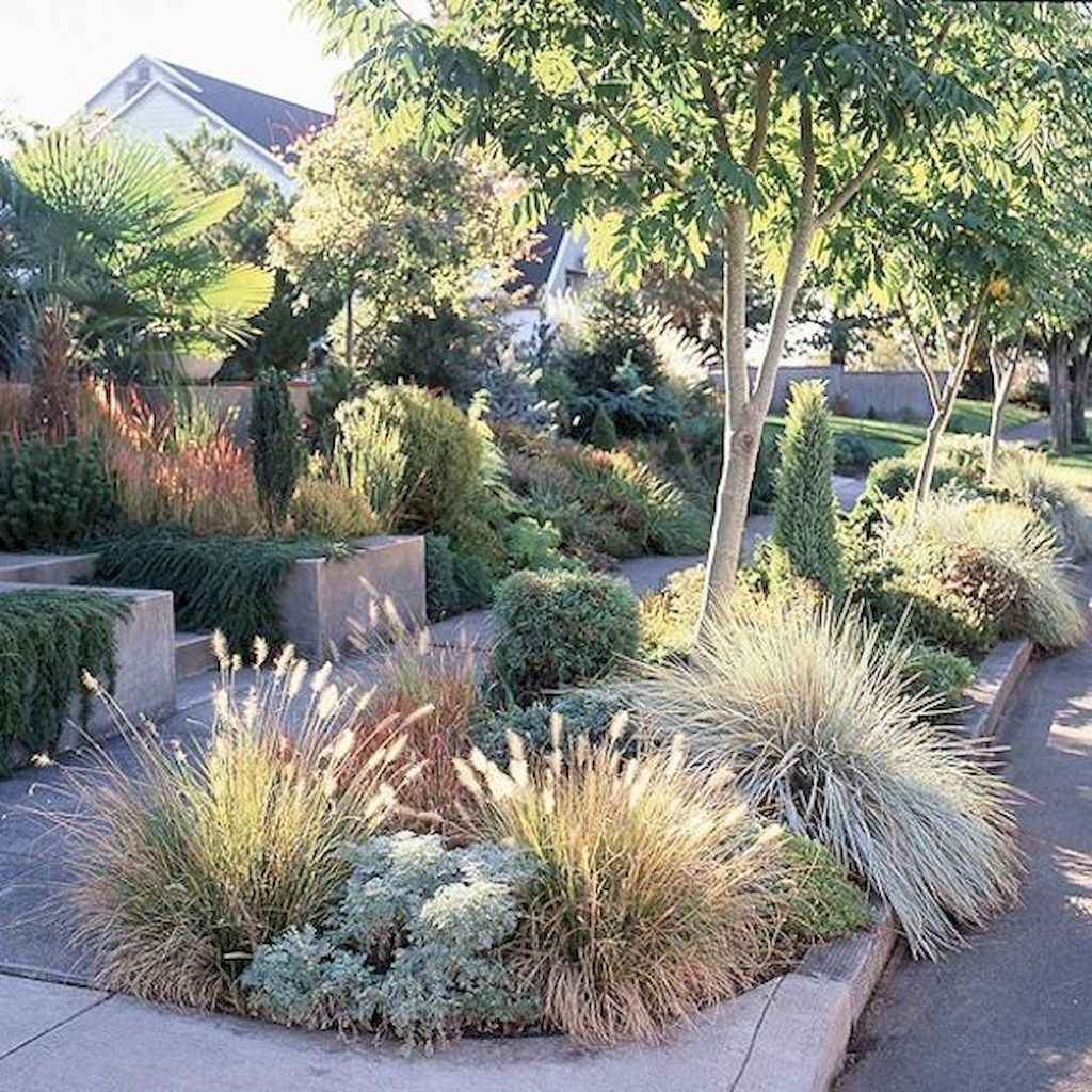 Simple and beautiful front yard landscaping ideas (71)
