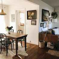 Small dining room table and chair ideas on a budget (10)
