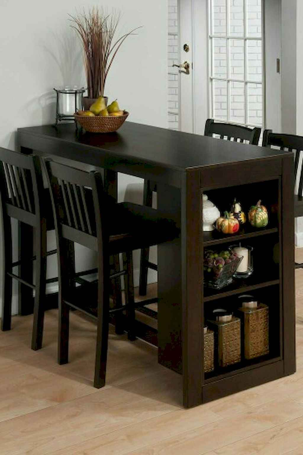 Small dining room table and chair ideas on a budget (25)