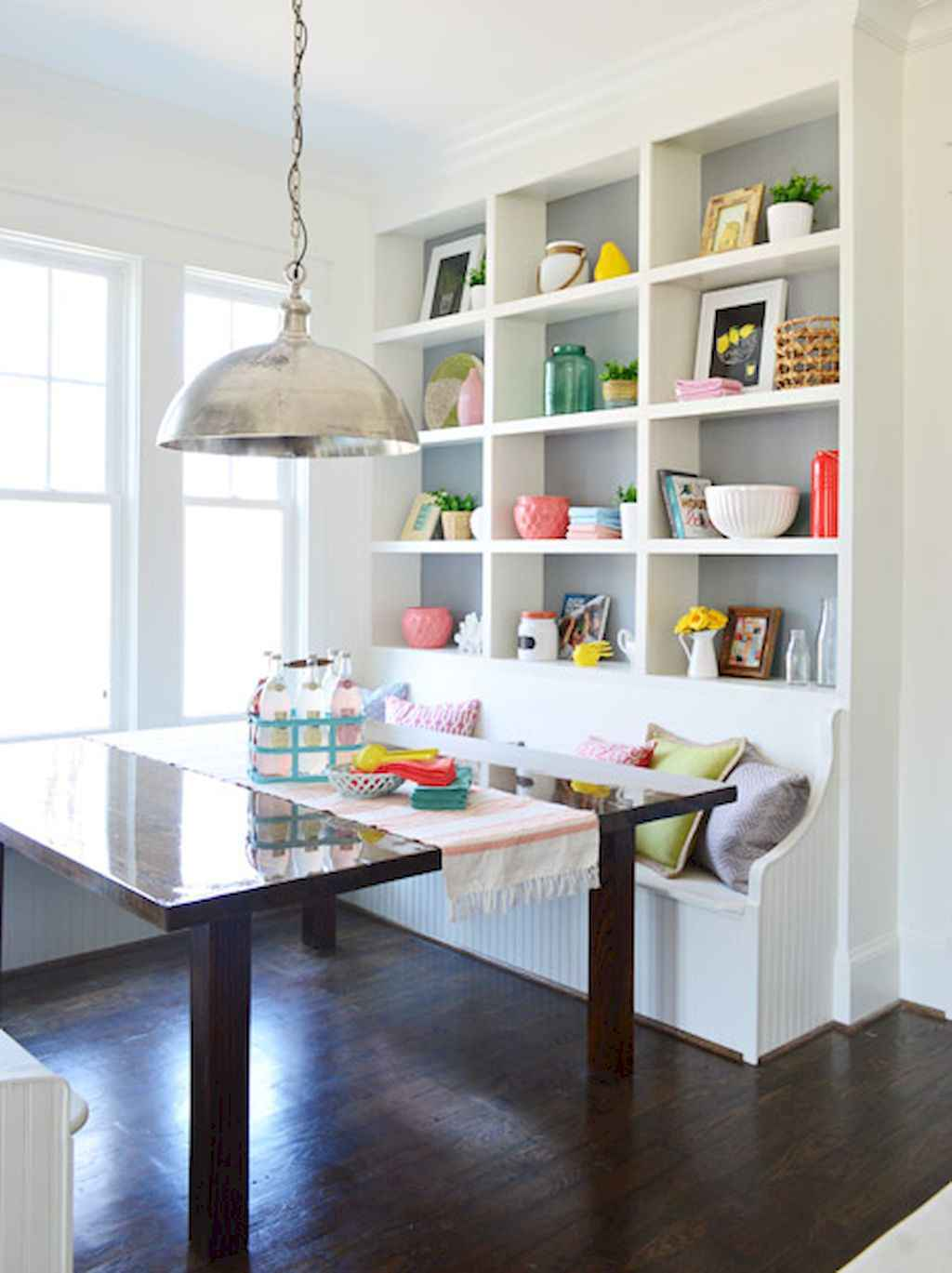 Small dining room table and chair ideas on a budget (4)