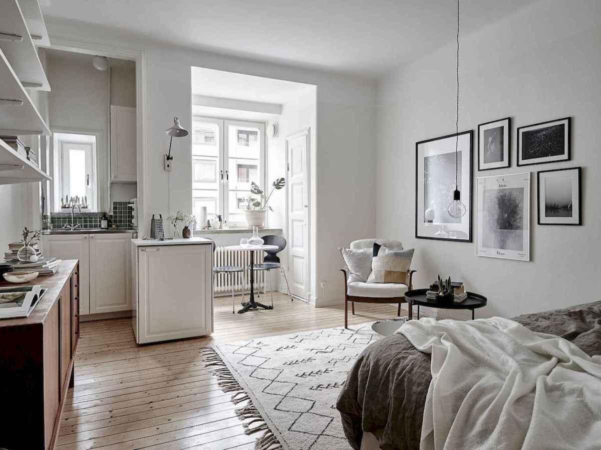 Stylish scandinavian style apartment decor ideas (13)