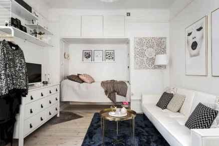 Stylish scandinavian style apartment decor ideas (15)