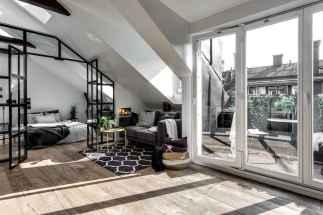 Stylish scandinavian style apartment decor ideas (40)