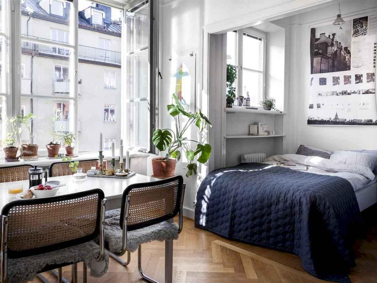 Stylish scandinavian style apartment decor ideas (68)