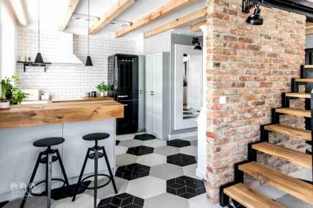 Stylish scandinavian style apartment decor ideas (79)