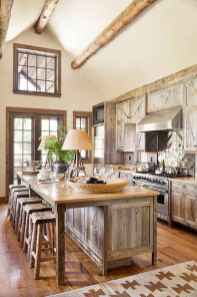 Stylish and inspired farmhouse kitchen island ideas and designs (34)