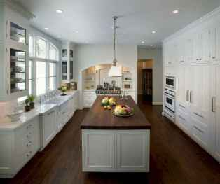 Stylish and inspired farmhouse kitchen island ideas and designs (37)