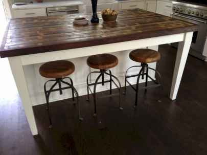 Stylish and inspired farmhouse kitchen island ideas and designs (7)
