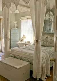 Adorable shabby chic bedroom decor ideas (19)