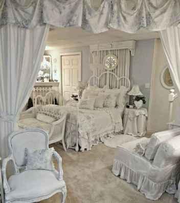 Adorable shabby chic bedroom decor ideas (41)