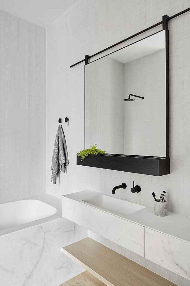 Awesome minimalist bathroom decoration ideas (30)