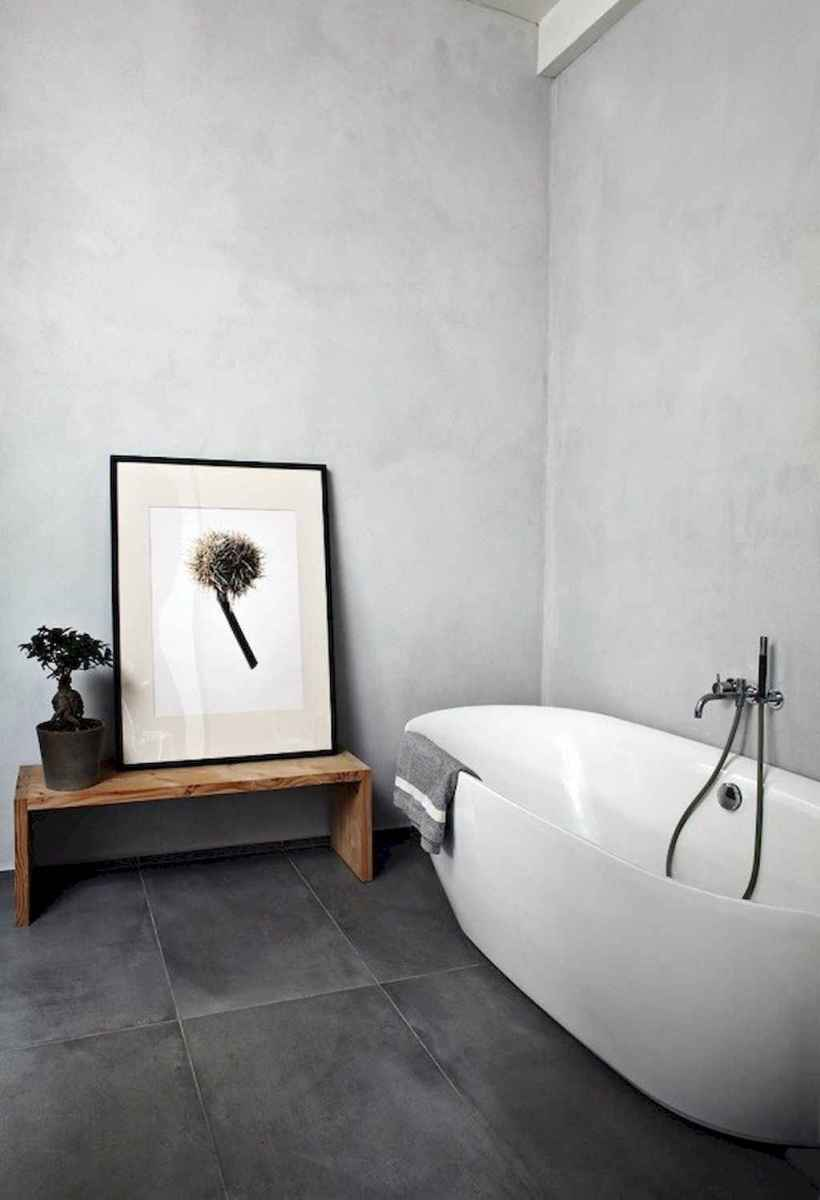 Awesome minimalist bathroom decoration ideas (42)