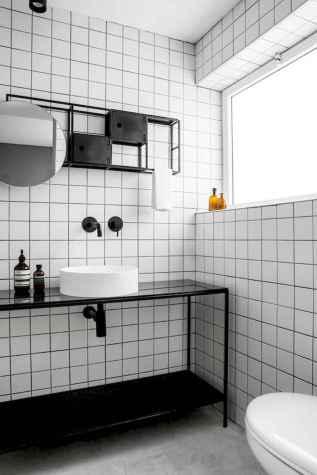 Awesome minimalist bathroom decoration ideas (47)