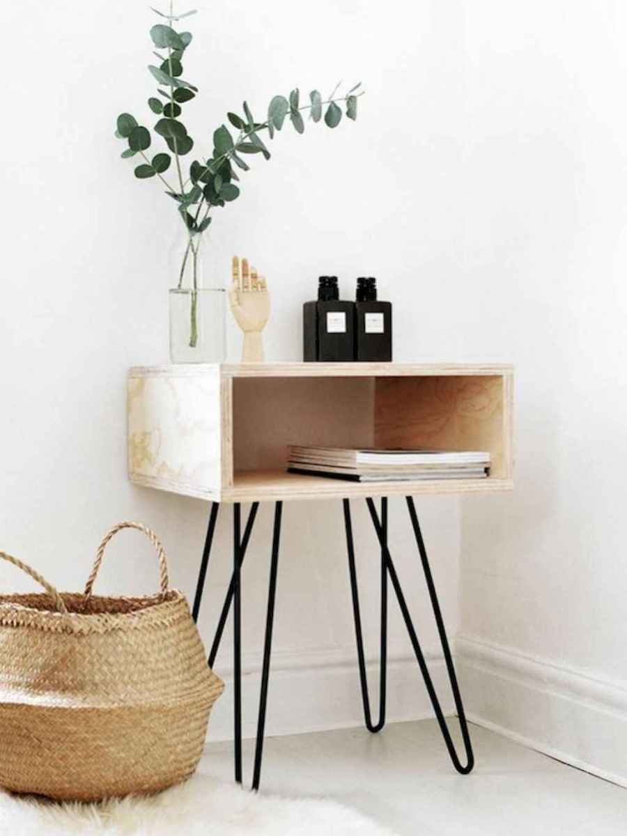 Clever minimalist fruniture ideas on a budget (17)
