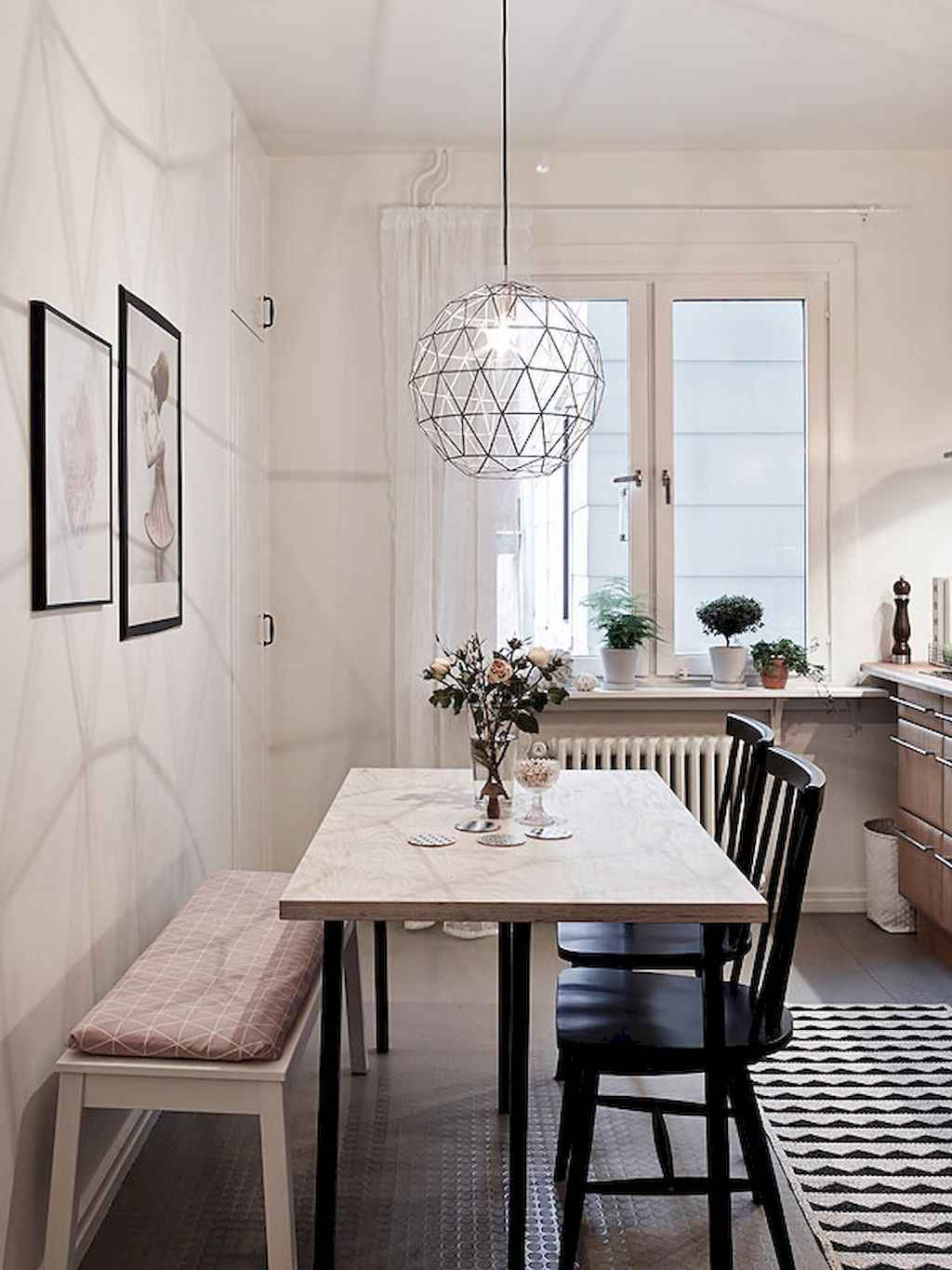 Clever small dining room ideas (1)