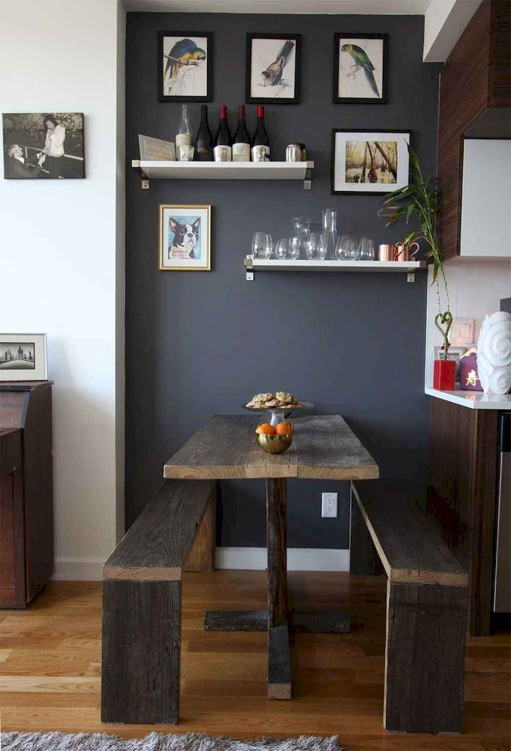 Clever small dining room ideas (48)