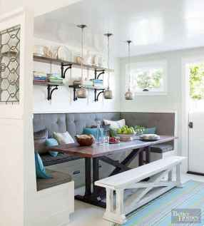 Clever small dining room ideas (55)