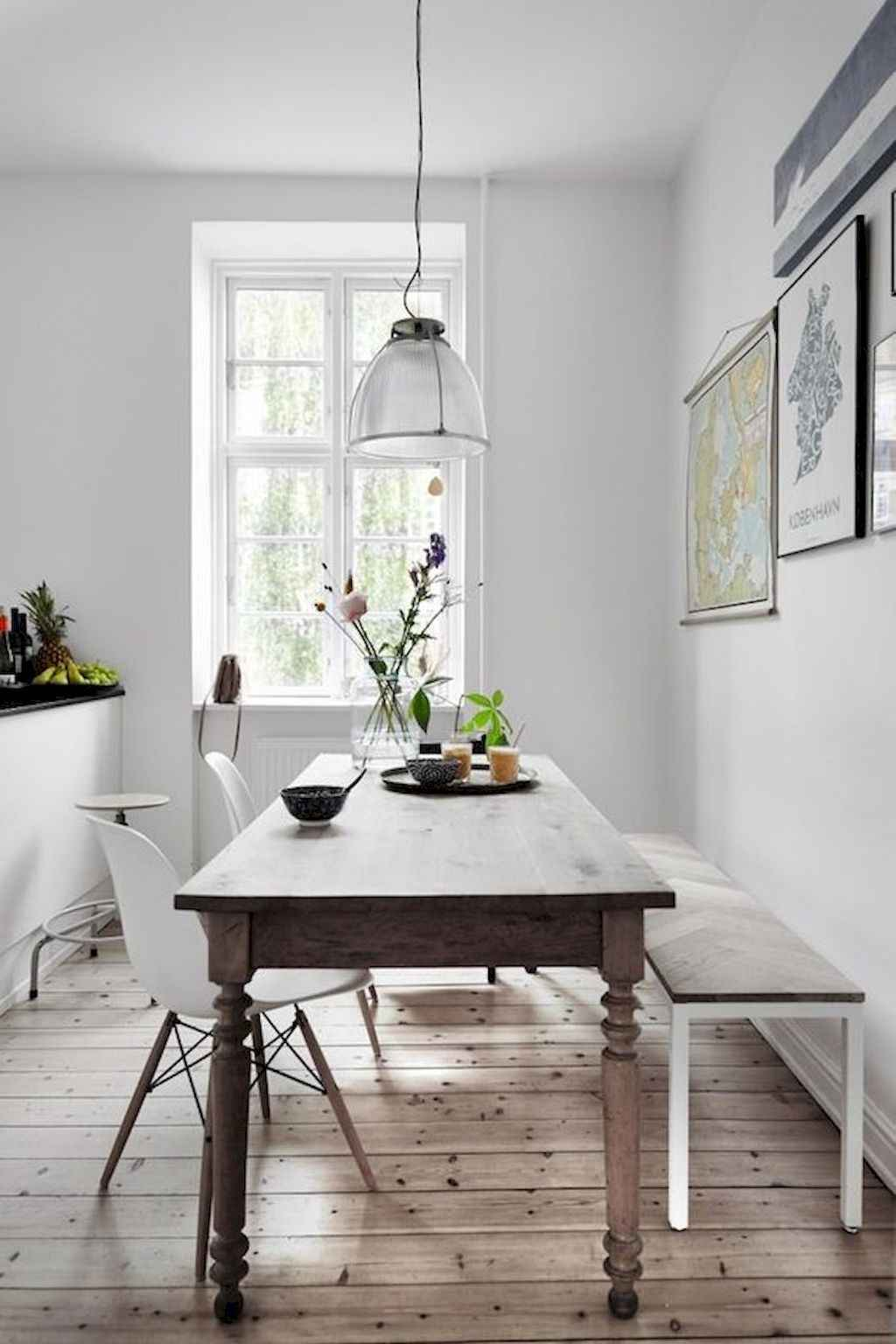 Clever small dining room ideas (60)