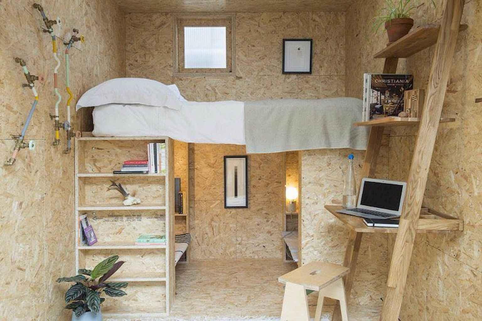 Cool diy backyard studio shed remodel design & decor ideas (9)