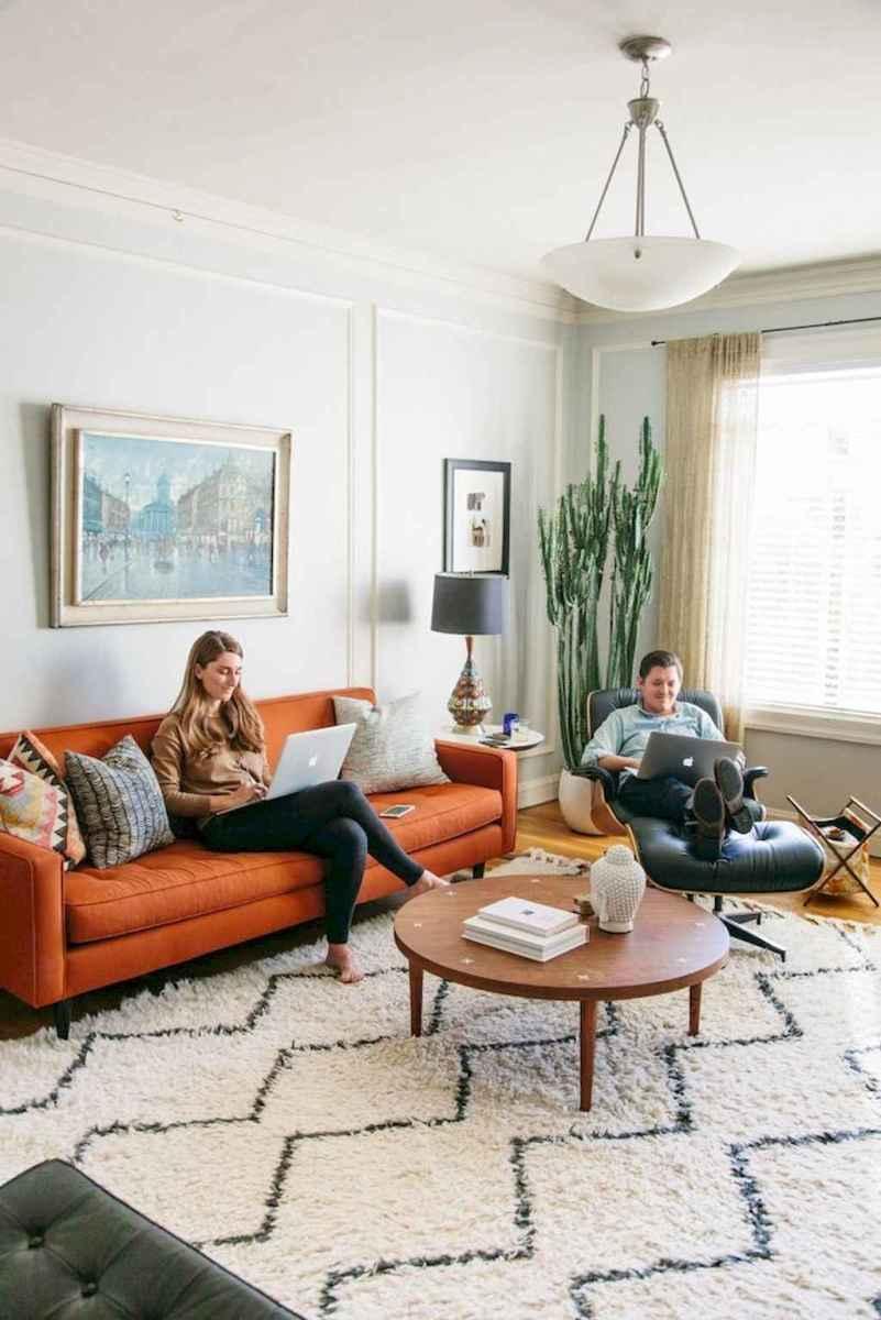 Cool mid century living room decor ideas (2)