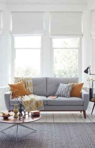 Cool mid century living room decor ideas (43)