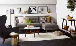 Cool mid century living room decor ideas (50)