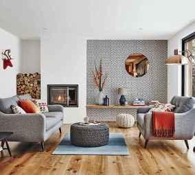Cool mid century living room decor ideas (58)