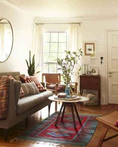 Cool mid century living room decor ideas (65)