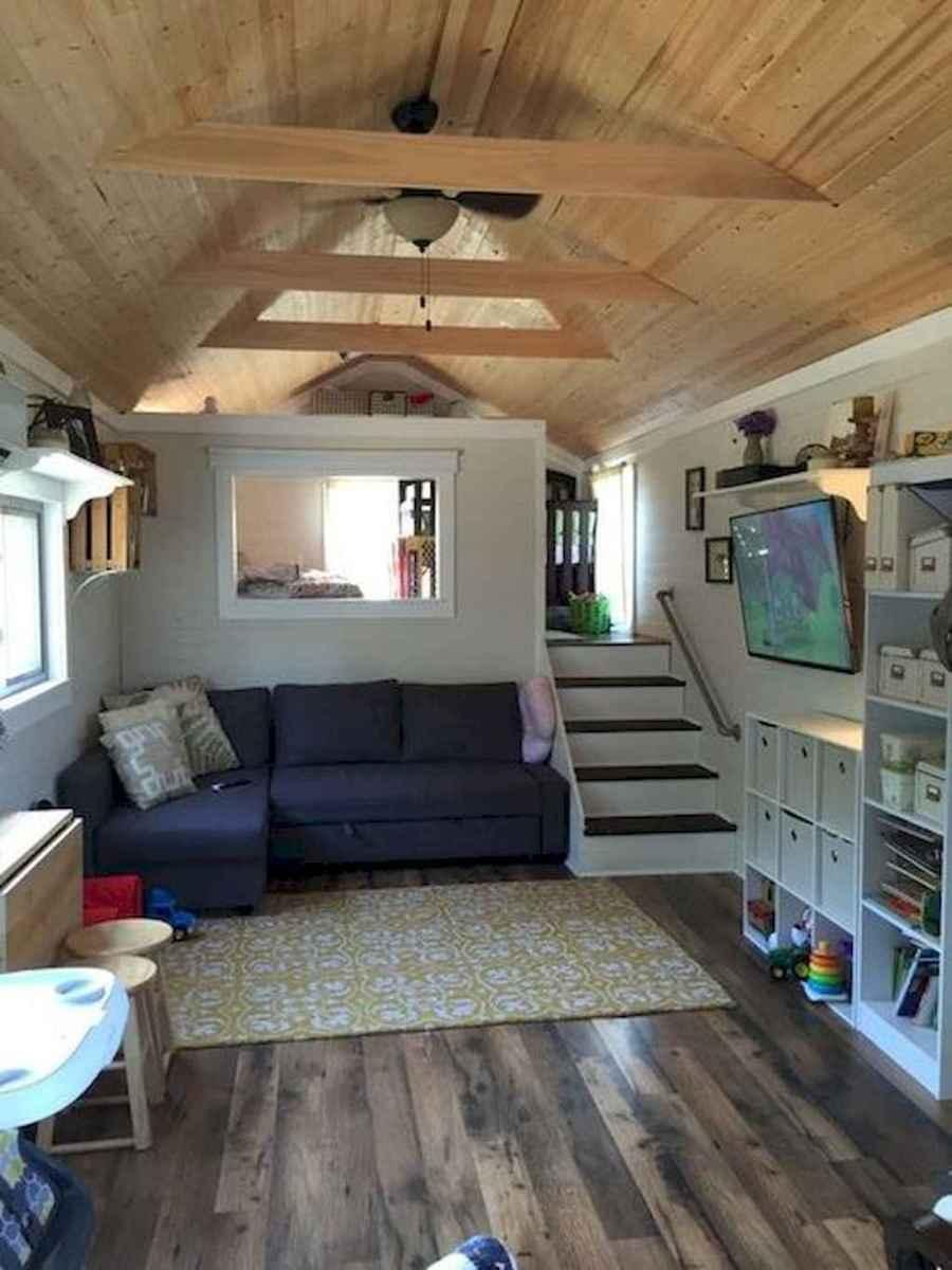 Cozy attic loft bedroom design & decor ideas (5)