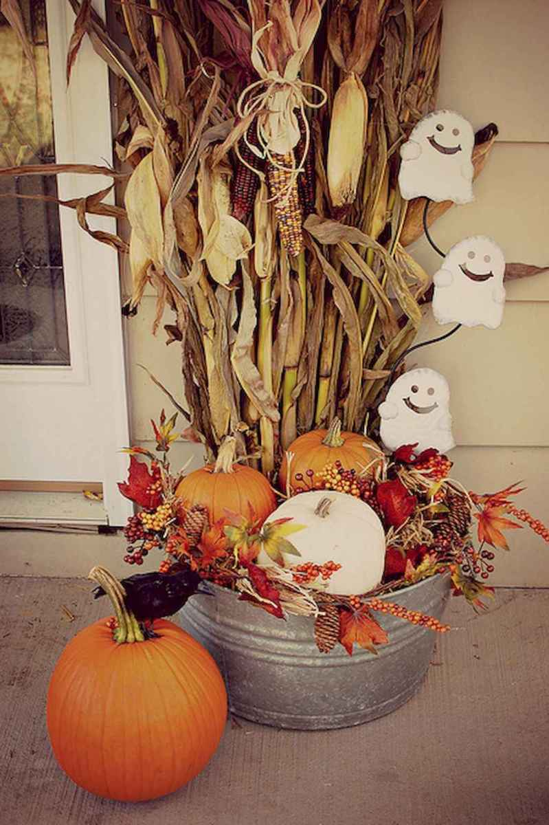 Creative diy fall porch decorating ideas (2)