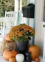 Creative diy fall porch decorating ideas (8)