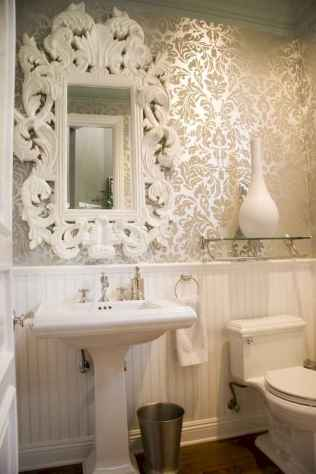 Fresh and cool powder room design & decoration ideas (12)