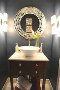 Fresh and cool powder room design & decoration ideas (18)