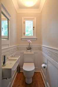 Fresh and cool powder room design & decoration ideas (33)