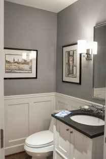 Fresh and cool powder room design & decoration ideas (5)