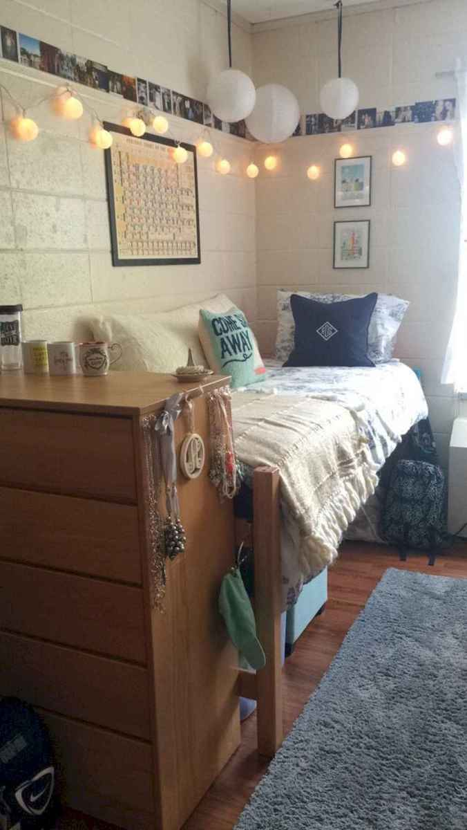 Genius dorm room organization ideas on a budget (4)