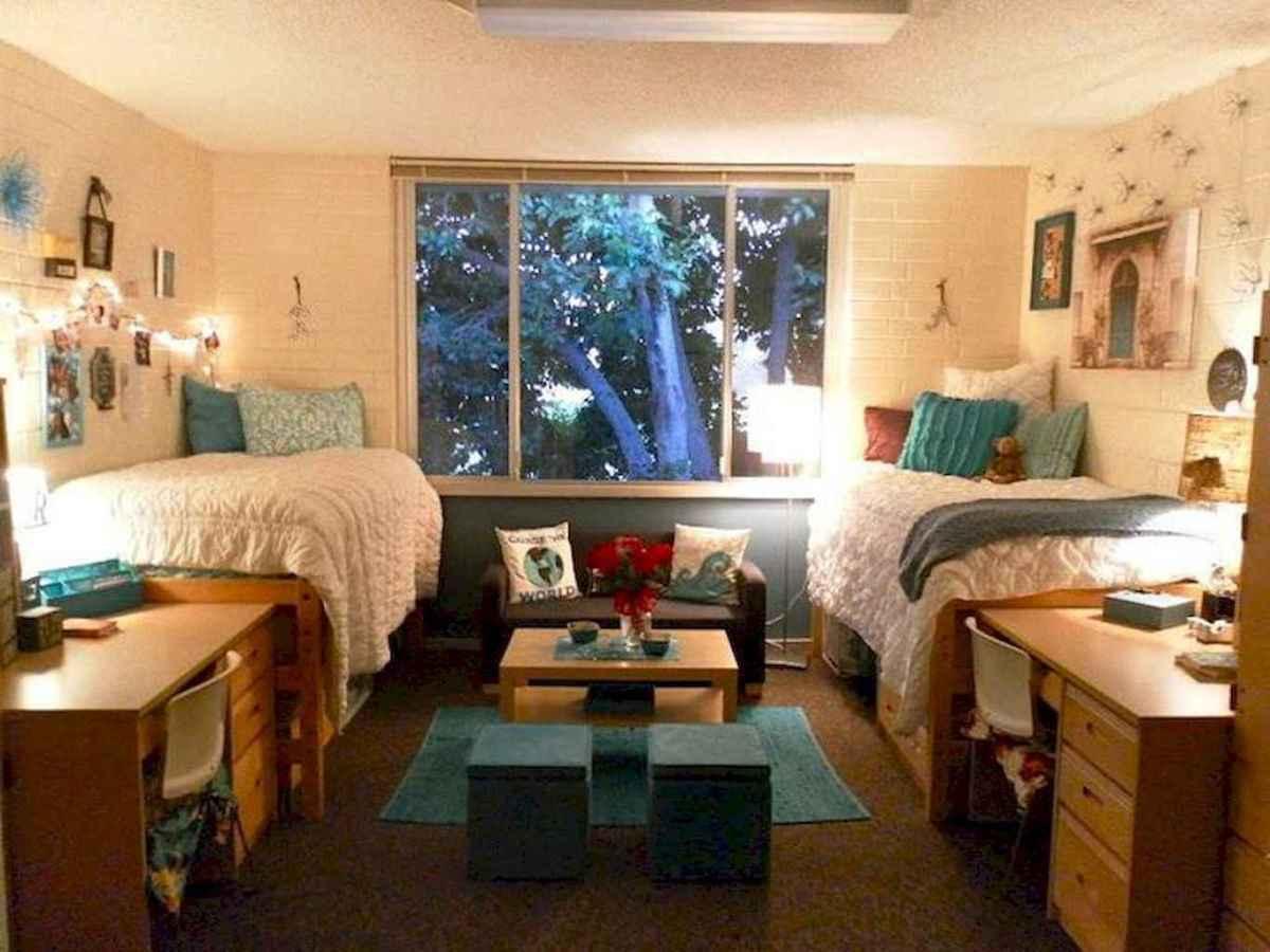 Genius dorm room organization ideas on a budget (51)
