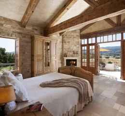 Gorgeous rustic master bedroom design & decor ideas (45)
